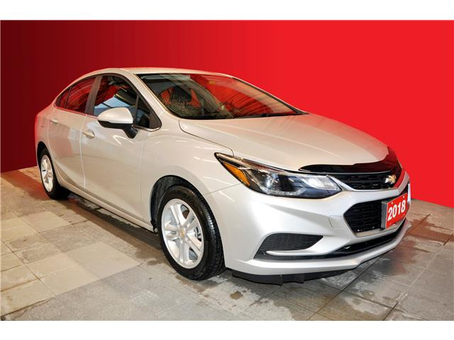 2018 Chevrolet Cruze LT Auto (Stk: bb0639) in Listowel - Image 1 of 15