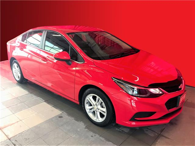 2018 Chevrolet Cruze LT Auto (Stk: BB0637) in Listowel - Image 1 of 18
