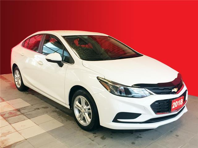 2018 Chevrolet Cruze LT Auto (Stk: BB0640) in Listowel - Image 1 of 16