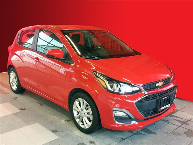 2019 Chevrolet Spark 1LT CVT (Stk: BB0595) in Listowel - Image 1 of 16