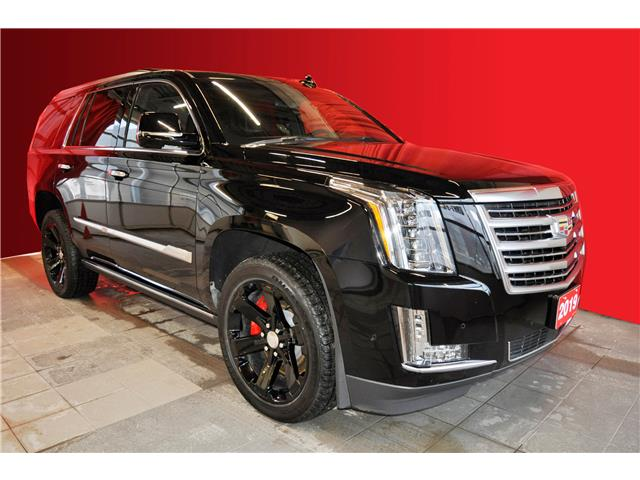 2019 Cadillac Escalade Platinum (Stk: BB0669) in Listowel - Image 1 of 19