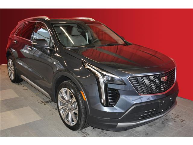 2019 Cadillac XT4 Premium Luxury (Stk: BB0448) in Listowel - Image 1 of 17