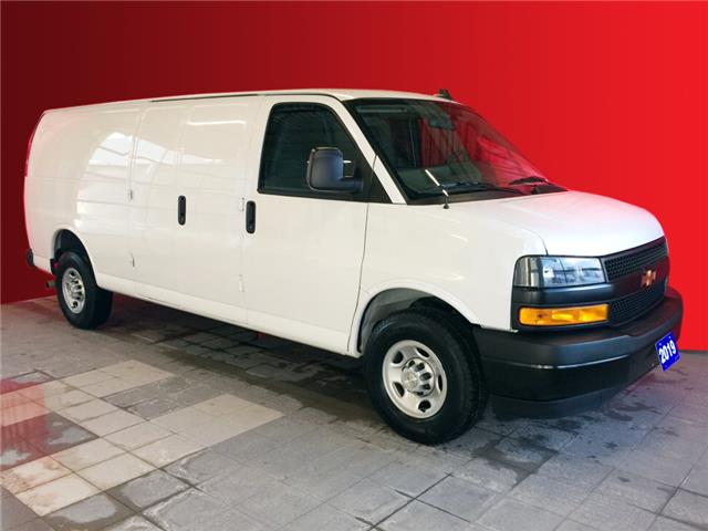 2019 Chevrolet Express 2500 Work Van (Stk: BB0710) in Listowel - Image 1 of 15