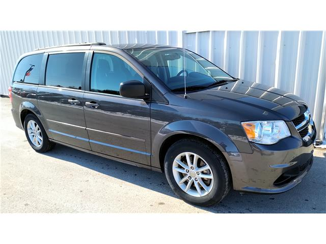 2016 Dodge Grand Caravan SE/SXT (Stk: 20-001A) in Listowel - Image 1 of 1
