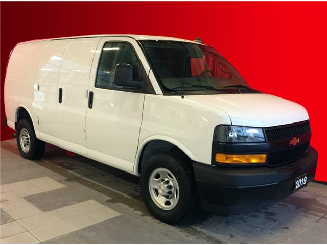 2019 Chevrolet Express 2500 Work Van (Stk: BB0723) in Listowel - Image 1 of 16
