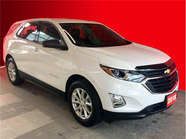 2018 Chevrolet Equinox LS (Stk: BB0583A) in Listowel - Image 1 of 18