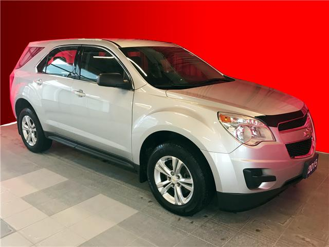 2015 Chevrolet Equinox LS (Stk: 19-549A) in Listowel - Image 1 of 18