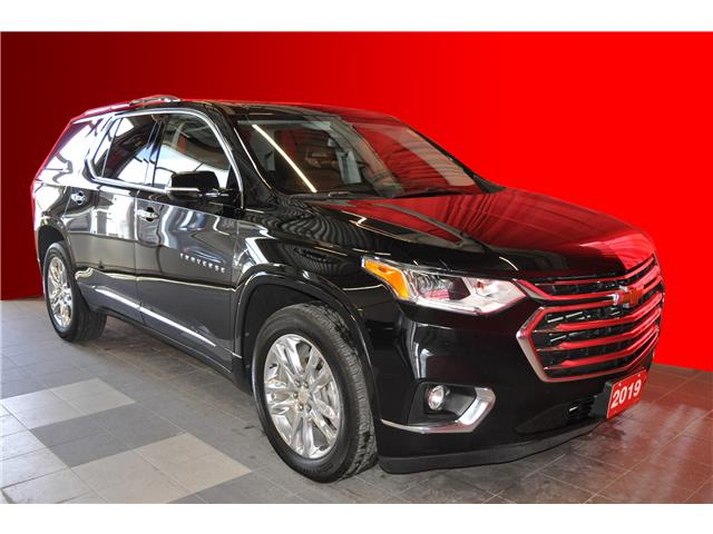 2019 Chevrolet Traverse  (Stk: BB0364) in Listowel - Image 1 of 18