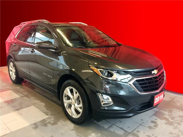 2019 Chevrolet Equinox LT (Stk: BB0775) in Listowel - Image 1 of 17