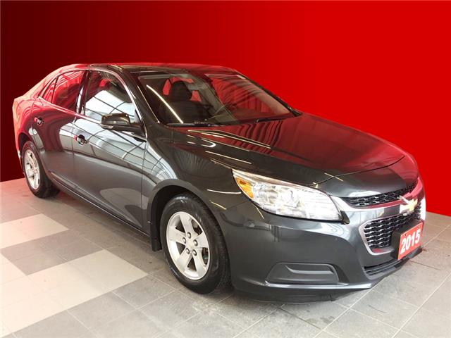 2015 Chevrolet Malibu 1LT (Stk: 20-018A) in Listowel - Image 1 of 13