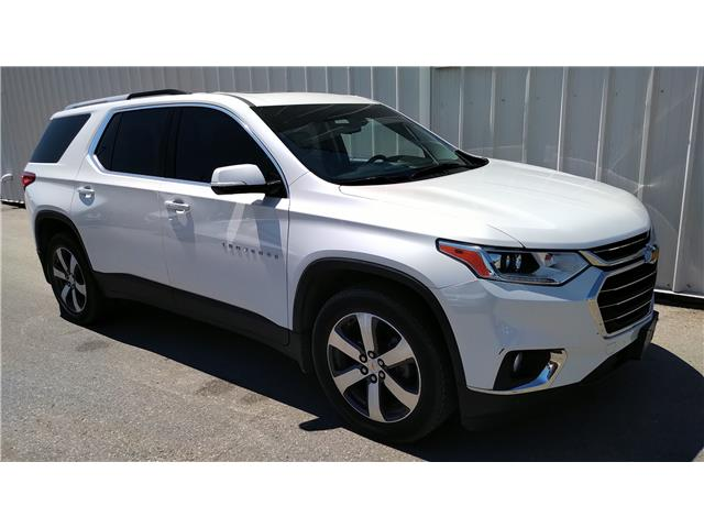 2018 Chevrolet Traverse 3LT (Stk: B5485) in Listowel - Image 1 of 1