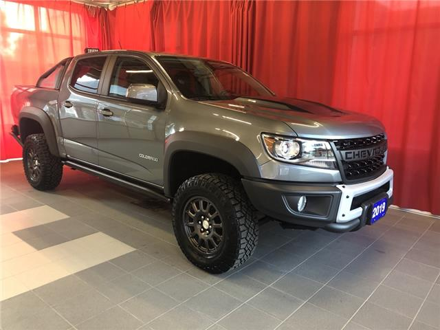 2019 Chevrolet Colorado ZR2 (Stk: BB0805) in Listowel - Image 1 of 14