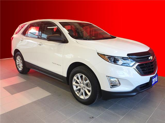 2018 Chevrolet Equinox LS (Stk: 20-328A) in Listowel - Image 1 of 15