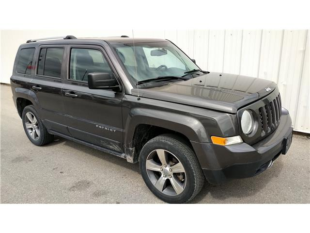 2016 Jeep Patriot Sport/North (Stk: 20-672A) in Listowel - Image 1 of 1