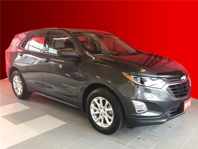 2018 Chevrolet Equinox LS (Stk: 20-013A) in Listowel - Image 1 of 15