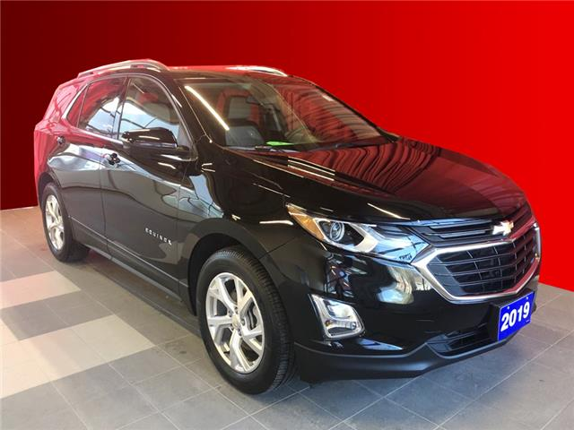 2019 Chevrolet Equinox LT (Stk: BB0738) in Listowel - Image 1 of 16