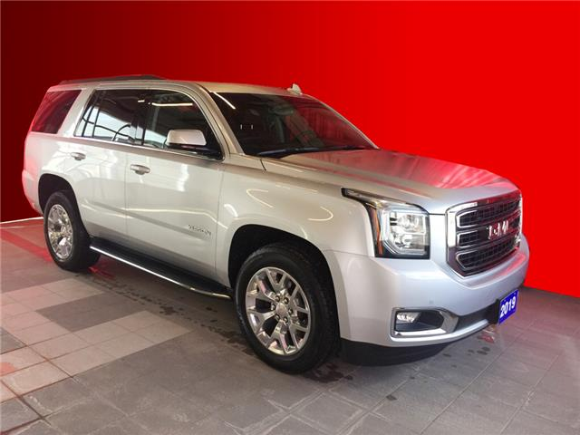 2019 GMC Yukon SLT (Stk: BB0672) in Listowel - Image 1 of 20