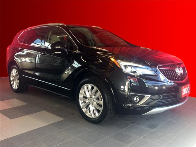 2020 Buick Envision Premium I (Stk: BB0817) in Listowel - Image 1 of 17