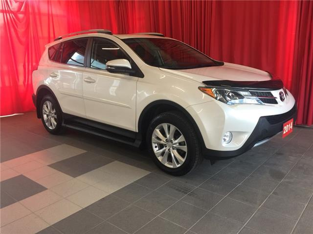 2014 Toyota RAV4 Limited (Stk: 20-1169A) in Listowel - Image 1 of 18