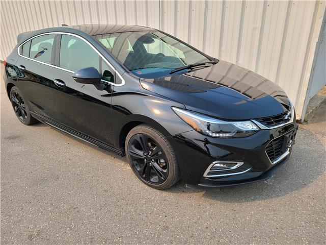 2017 Chevrolet Cruze Hatch Premier Auto (Stk: 21-038A) in Listowel - Image 1 of 1