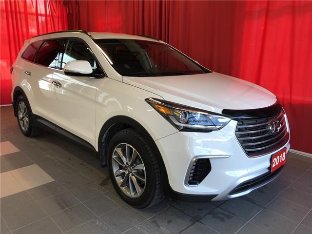 2018 Hyundai Santa Fe XL Ultimate (Stk: 20-1210A) in Listowel - Image 1 of 16