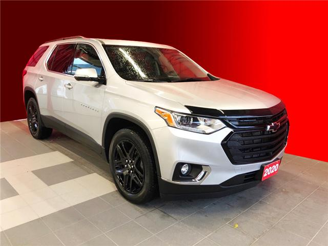 2020 Chevrolet Traverse 3LT (Stk: BB0860) in Listowel - Image 1 of 16