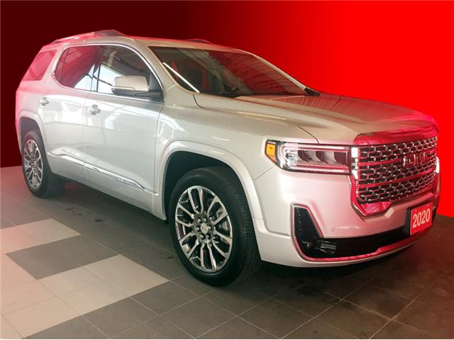 2020 GMC Acadia Denali (Stk: BB0816) in Listowel - Image 1 of 17