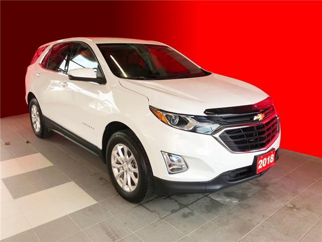 2018 Chevrolet Equinox LT (Stk: BB0869) in Listowel - Image 1 of 15