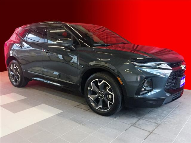 2019 Chevrolet Blazer RS (Stk: 21-008A) in Listowel - Image 1 of 15