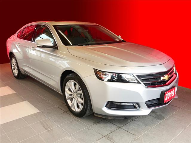 2019 Chevrolet Impala 1LT (Stk: BB0607) in Listowel - Image 1 of 14