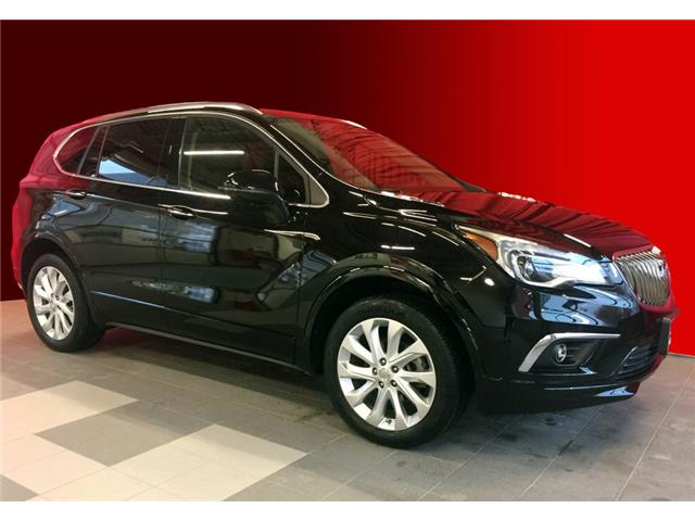 2016 Buick Envision Premium II (Stk: BB0852A) in Listowel - Image 1 of 16