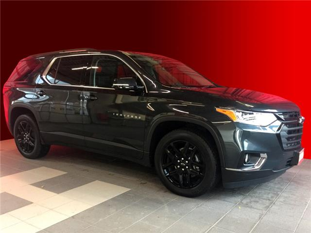 2020 Chevrolet Traverse 3LT (Stk: BB0878) in Listowel - Image 1 of 15
