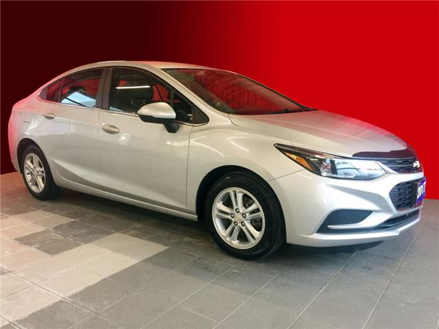 2017 Chevrolet Cruze LT Auto (Stk: 20-1298A) in Listowel - Image 1 of 14