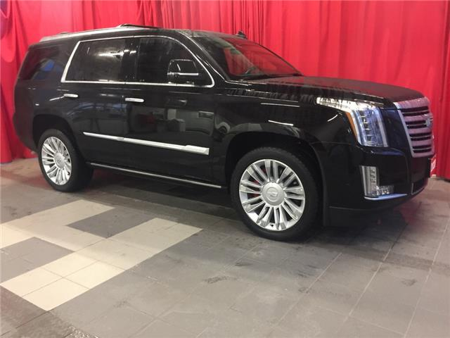 2020 Cadillac Escalade Platinum (Stk: BB0898) in Listowel - Image 1 of 16