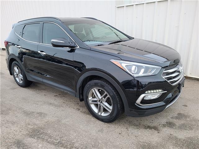 2017 Hyundai Santa Fe Sport 2.4 Premium (Stk: 20-1215A) in Listowel - Image 1 of 1