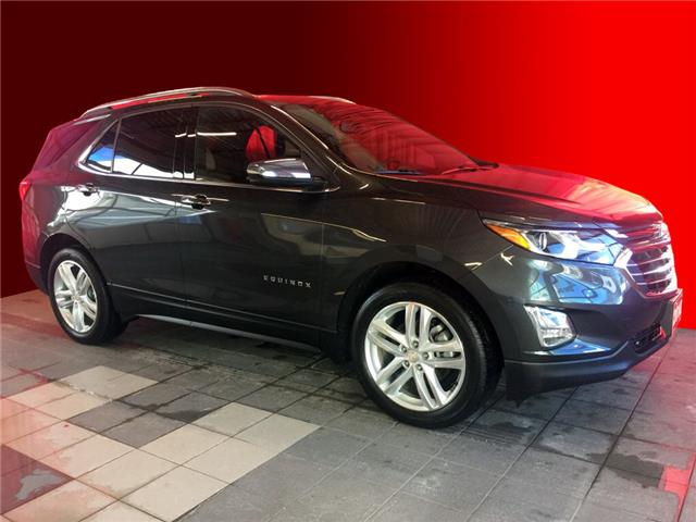 2018 Chevrolet Equinox Premier (Stk: BB0896) in Listowel - Image 1 of 20