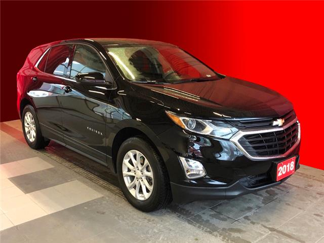 2018 Chevrolet Equinox 1LT (Stk: B5529) in Listowel - Image 1 of 18