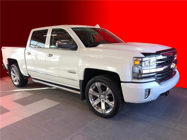 2016 Chevrolet Silverado 1500 High Country (Stk: 21-218A) in Listowel - Image 1 of 22