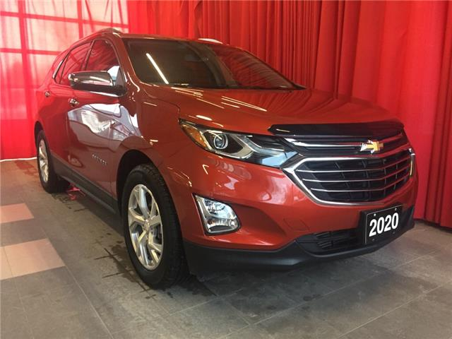 2020 Chevrolet Equinox Premier (Stk: BB0962) in Listowel - Image 1 of 19
