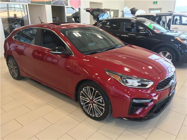 2020 Kia Forte5 GT Limited (Stk: S20153) in Stratford - Image 1 of 17