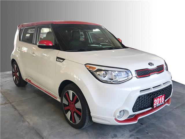 2016 Kia Soul Sport Special Edition (Stk: C0010) in Stratford - Image 1 of 16