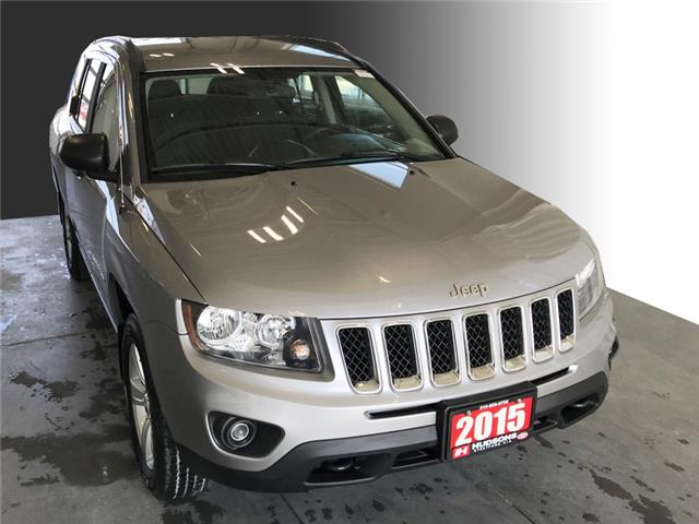 2015 Jeep Compass Sport/North (Stk: BB0795A) in Stratford - Image 1 of 15