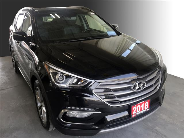 2018 Hyundai Santa Fe Sport 2.0T Limited (Stk: BB0643A) in Stratford - Image 1 of 17