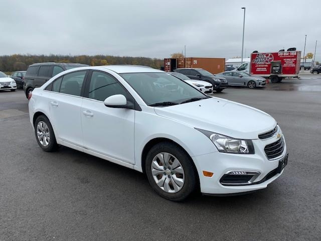 2016 Chevrolet Cruze Limited 1LT (Stk: BB0858A) in Stratford - Image 1 of 4
