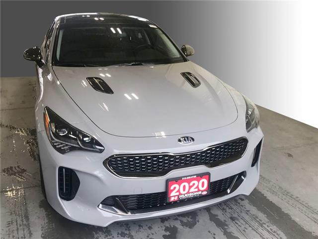 2020 Kia Stinger GT (Stk: S20391) in Stratford - Image 1 of 15