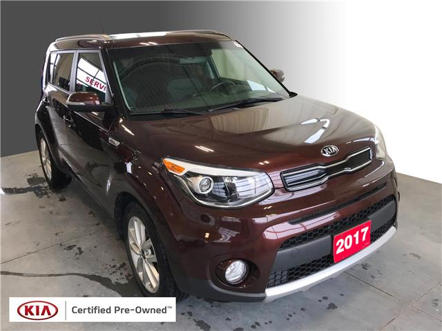 2017 Kia Soul EX+ (Stk: BB0918) in Stratford - Image 1 of 20