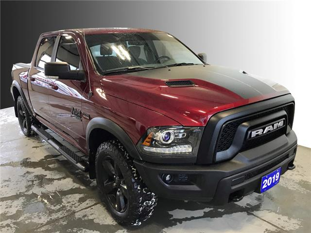 2019 RAM 1500 Classic SLT (Stk: BB0978A) in Stratford - Image 1 of 21