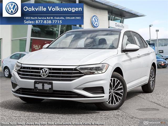 2019 Volkswagen Jetta 1.4 TSI Highline (Stk: 21695) in Oakville - Image 1 of 32