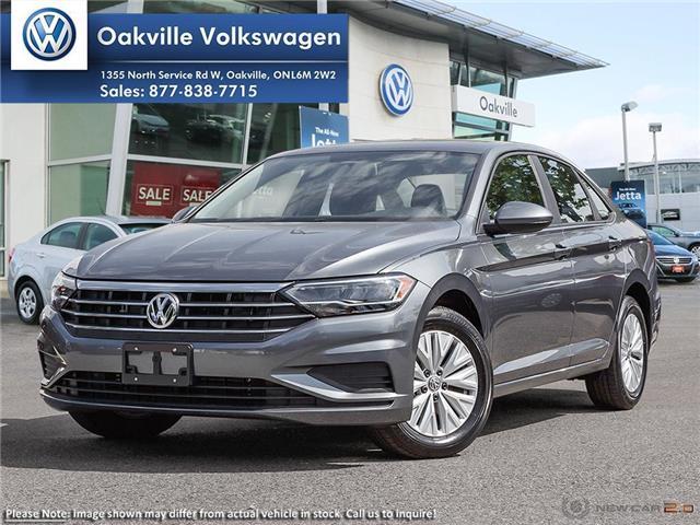 2019 Volkswagen Jetta 1.4 TSI Comfortline (Stk: 20523) in Oakville - Image 1 of 2