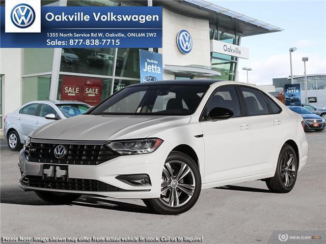 2019 Volkswagen Jetta 1.4 TSI Highline (Stk: 21771) in Oakville - Image 1 of 11